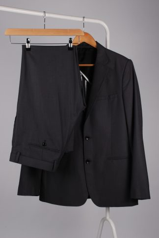 Reiss 2 Piece Grey Suit - Size 40 - Suit