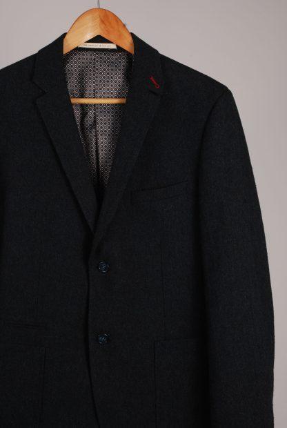 Racing Green 3 Piece Suit - Size 40 - Jacket Detail