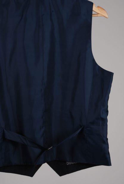 Racing Green 3 Piece Suit - Size 40 - Waistcoat Back