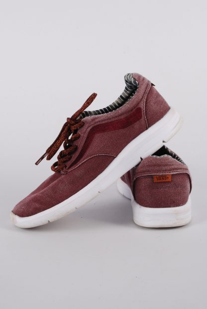 Vans Ultra Cush Lite Trainers - Size 3 - Side