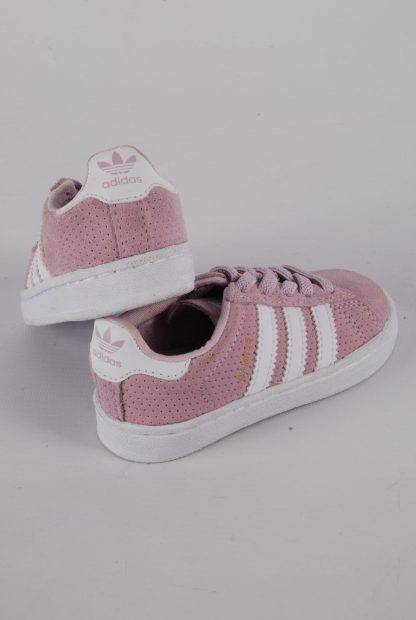 Adidas Ortholite Pink Trainers - Size 5 - Heel