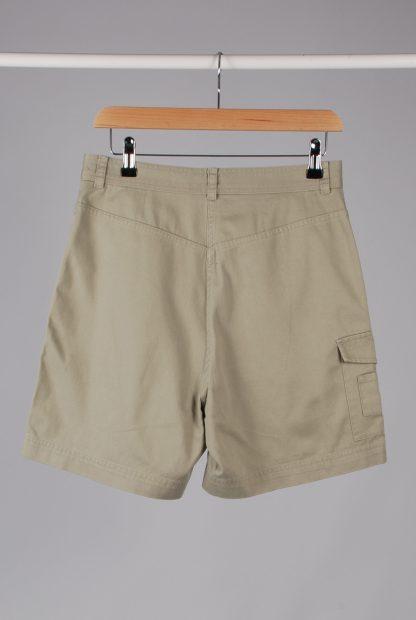 Lauren Ralph Lauren Green Cargo Shorts - Size 10 - Back