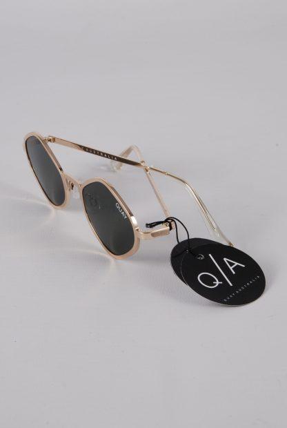 Quay Australia x Kylie Jenner Purple Honey Sunglasses - Side Detail