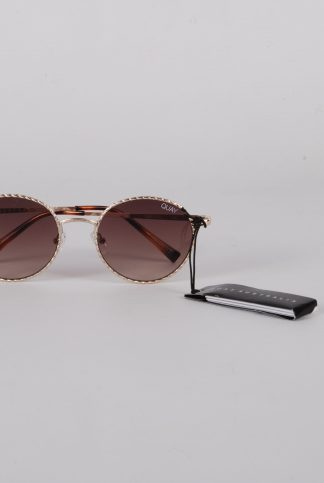 Quay Australia I See You Sunglasses - Front Detail