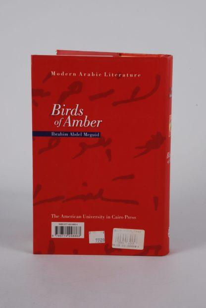 Bird Of Amber - Back