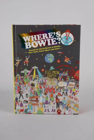 Where's Bowie? - Front