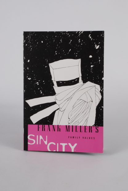 Frank Miller's Sin City - Volume 5: Family Values - Front