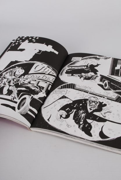 Frank Miller's Sin City - Volume 5: Family Values - Inside Page