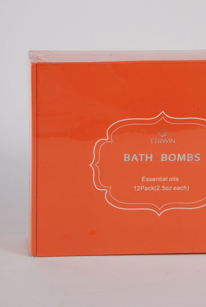 TTRWIN Bath Bombs - Front Detail