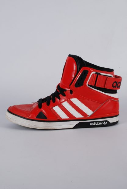 Adidas High Top Trainer Boots - Size 9 - Side