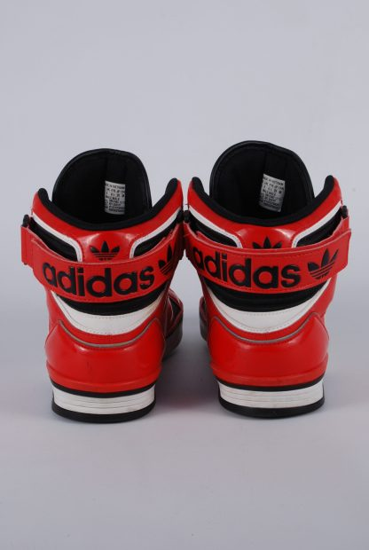 Adidas High Top Trainer Boots - Size 9 - Back