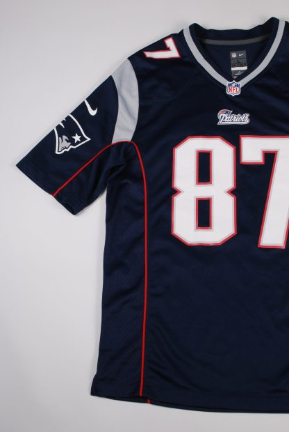 NFL New England Patriots Jersey - Size L - Front Detail