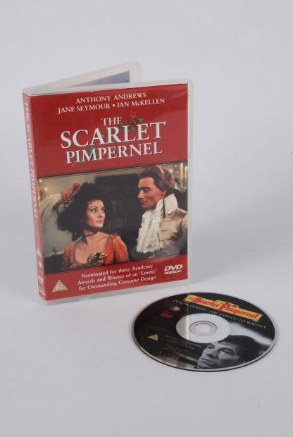 The Scarlet Pimpernel - DVD - Disc