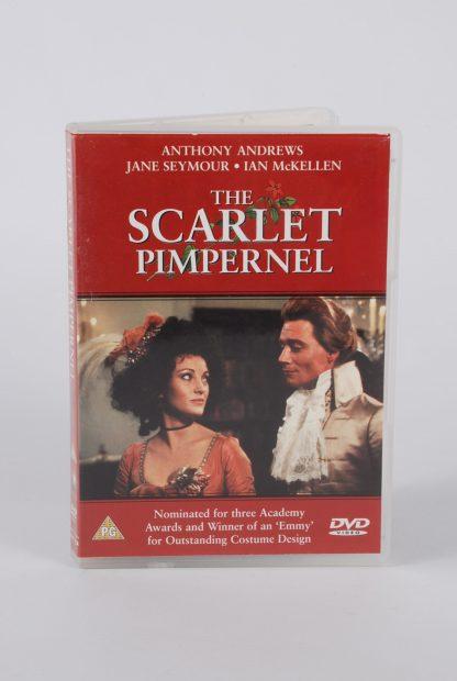 The Scarlet Pimpernel - DVD - Front