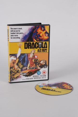 Dracula A.D. 1972 - DVD - Disc