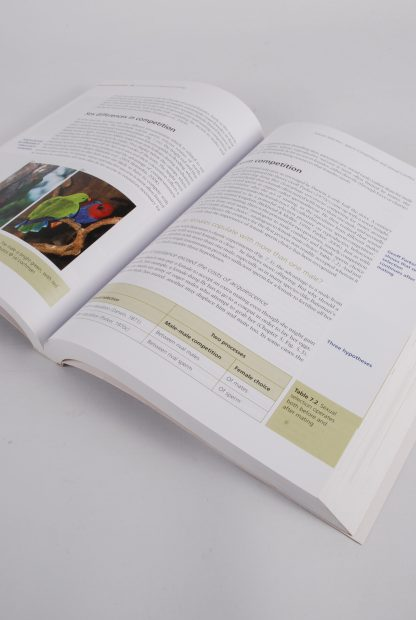 An Introduction To Behavioural Ecology - Inside Page