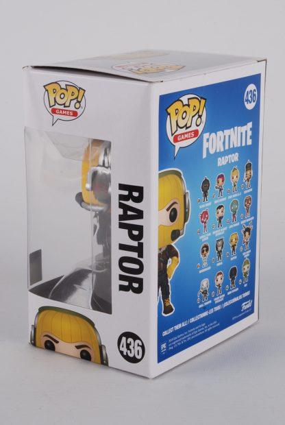 Funko Pop! Fortnite Raptor - Side