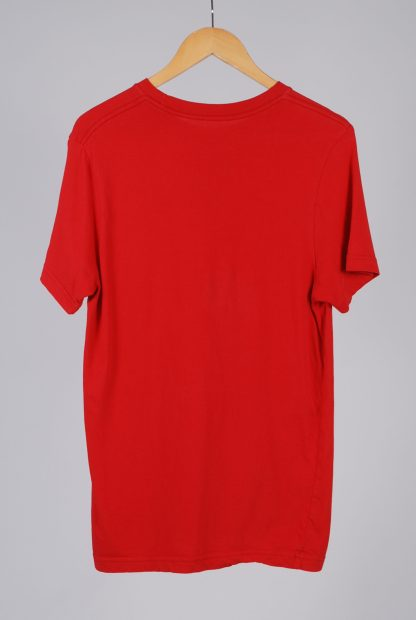 Nike Slim Fit Manchester United Tee - Size L - Back