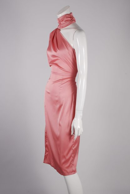 Nasty Gal Pink Dress - Size 10 - Side