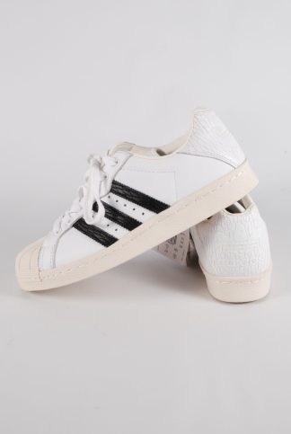Adidas Ultrastar 80s Trainers - Size 5.5 - Side
