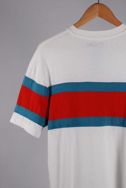 Topman Horizontal Stripe Tee - Size L - Back Detail