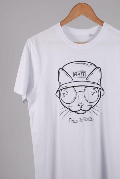 Purr-Aid 2021 T-Shirt - Liam Miaowllagher - Front Detail