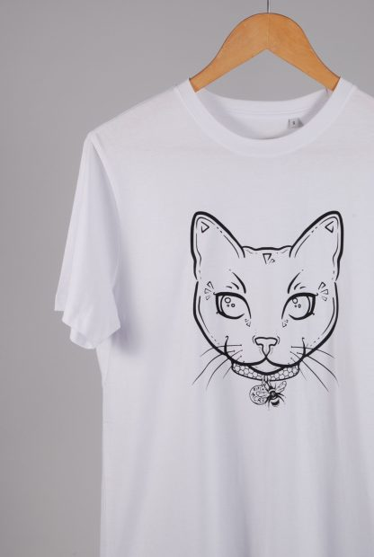 Purr-Aid 2021 T-Shirt - RSPCA Manchester - Front Detail