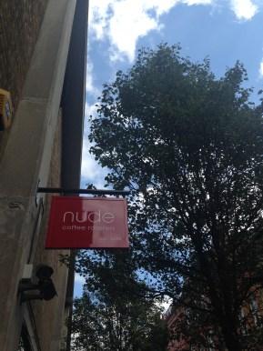 Nude Espresso, Brick Lane.