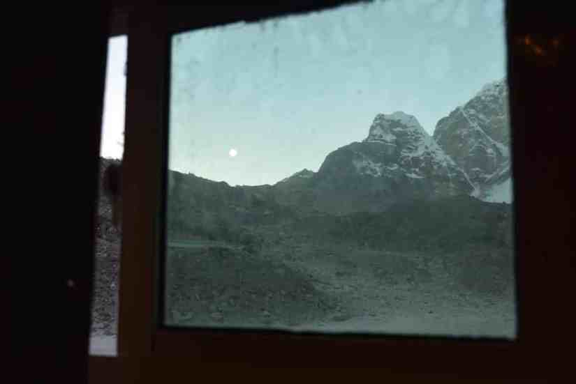 Gorak Shep, Lodge, Freezing, EBC Trek, Everest Base Camp Trek, Everest Region, CHAPTERTRAVEL, Our trek to the Mount Everest Base Camp