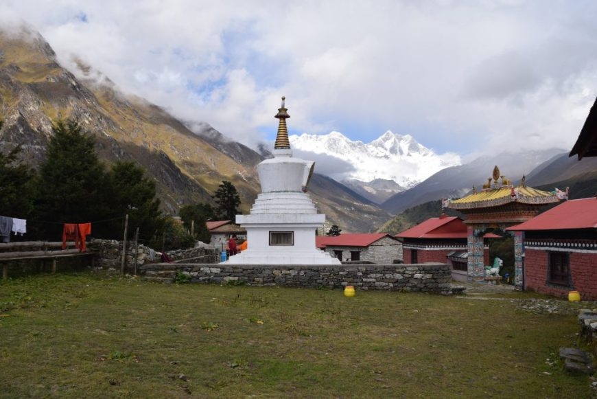 from Namche to Tengboche, Acclimatization day, Namche Bazaar, Everest Region, Mountains, Mount Everest Base Camp, EBC Trek, Himalayas, In the Mountains, Tengboche
