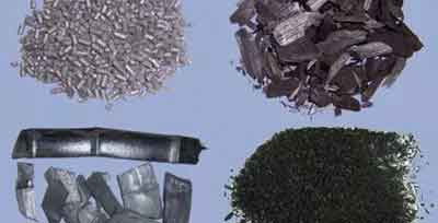 biomass pyrolysis biochar examples