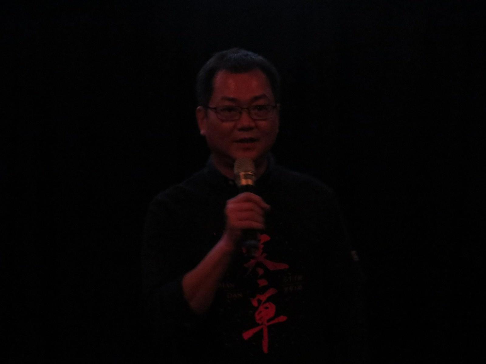 Movie, 寒單(台灣, 2019年) / Handan(英文), 廣告看板, 特映會, 導演映後分享