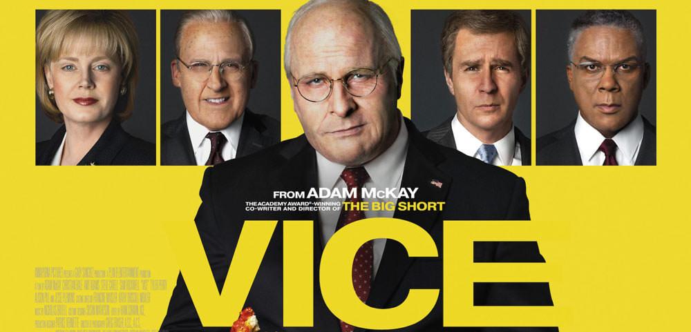 Movie, Vice(美國, 2018年) / 為副不仁(台灣.香港) / 副总统(網路), 電影海報, 美國, 橫版