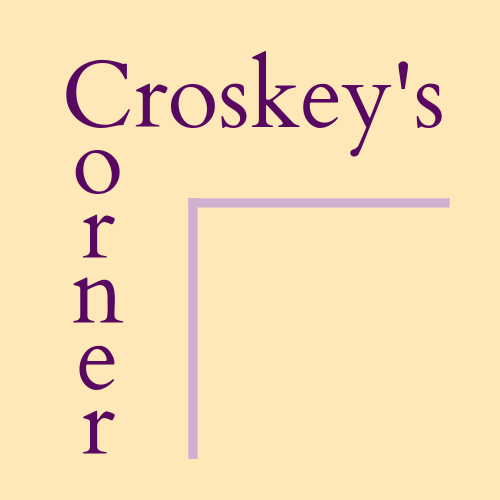 Croskey's Corner: Positivity