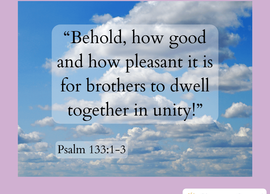 Cooperation Verses