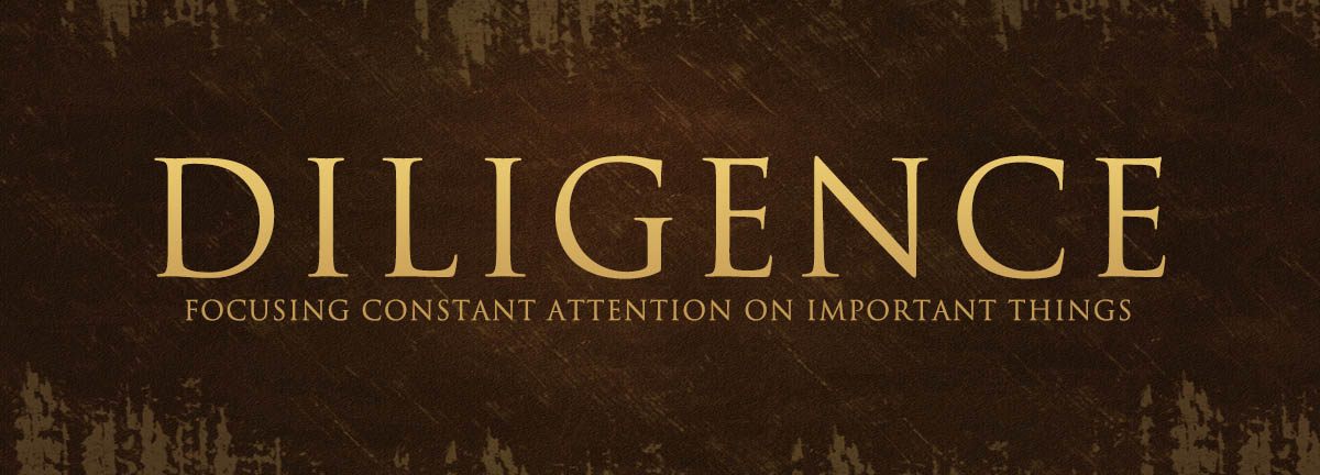Image result for be diligent