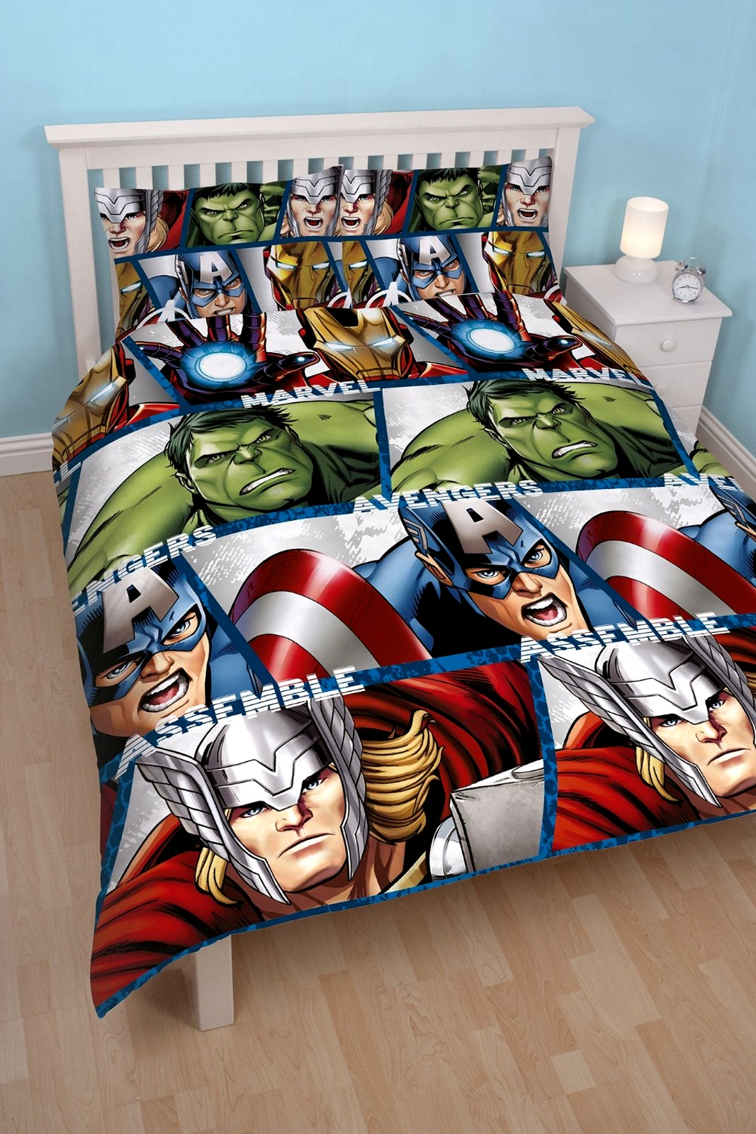 Avengers bedroom set  Furniture table styles