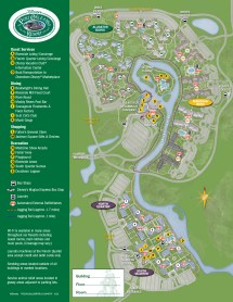 Disney Port Orleans Resort French Quarter Map