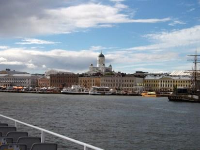 Helsinki cityline (Domkerk)