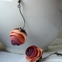 Rose Earrings © Ciupakabra