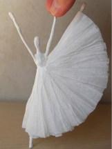 Napkin ballerina's 03
