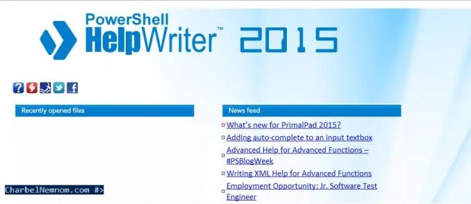 PoSh-HelpWriter15-11