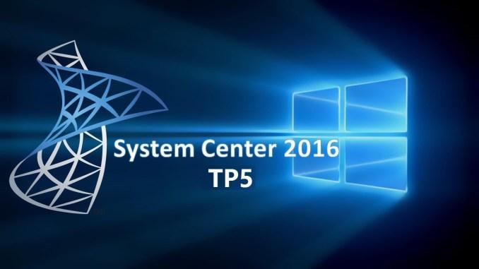 system-center-2016-tp5