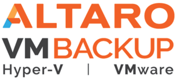 altaro hyper-v backup software