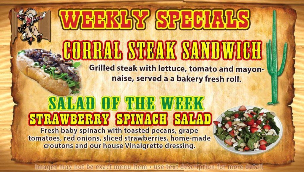 TV-Grill-SteakSandwich-StrawberrySpinach