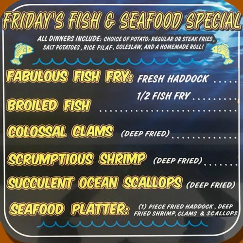 Fish-BlueBoard