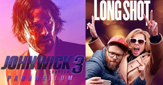 John Wick Chapter 3 Parabellum[R] w Long Shot[R]