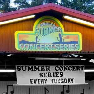 Summer Concert Series at the Charcoal Corral - FREE FUN - Tuesdays