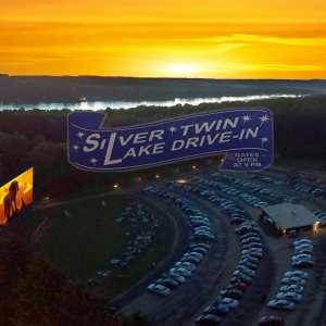 Silver Lake Twin Drive-In Movie Theatre