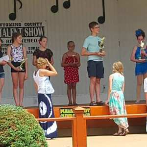 Youth Talent Show - Organized by the Wyoming County Youth Bureau